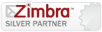 Zimbra Silver Partner Logo